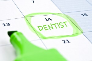 bigstock-Calendar-mark-with-Dentist-27131300